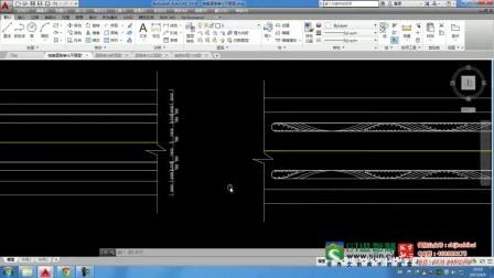 时进智慧学院 CAD制图技巧 CAD平面图绘制-02