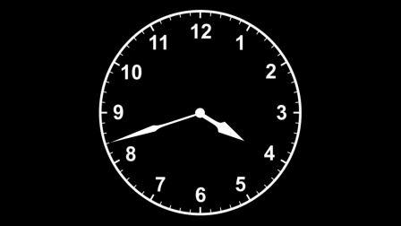 SPHJ-111-倒计时-圆形时钟旋转时间行走运动倒计时场景舞台视频素材