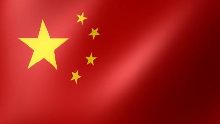 SPHJ-110--中国五星红旗神采飘扬祖国国旗LED动态场景视频素材
