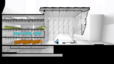The Shed—A New Center for Artistic Invention