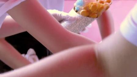 纽约南市食品街蛋饼冰淇淋鷄蛋仔雪糕