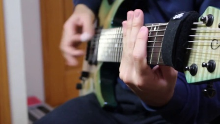 【吉他Modern Day Babylon -Infinity 电吉他cover
