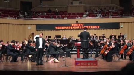 蒋志伟长沙音乐厅交响独唱音乐会返场曲目《女人善变》指挥:柳理    长沙愿景交响乐团