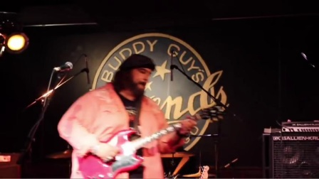 Nick Moss-Louise(from Privileged at Buddy Guy's Legends)