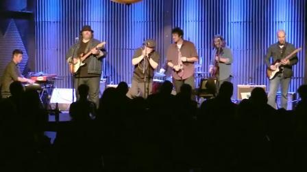 Nick Moss Band & Sugar Ray & Jason Ricci 三十分钟LIVE