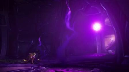 [魔兽世界]7.3 五人副本执政团之座过场动画 - 奥蕾莉亚虚空化