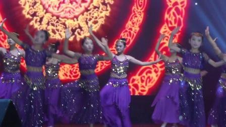 星耀中国2017少儿明星艺术大赛江苏省总决赛大丰区汇声文化艺术 舞蹈 功夫瑜伽