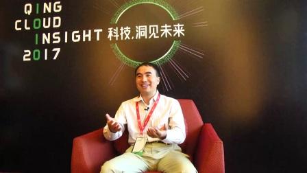 青云QingCloud存储高级技术专家刘乐乐