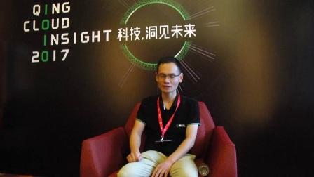 青云QingCloud数据库高级技术专家张雁飞