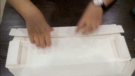 长方形100g月饼包装盒(薄荷绿)