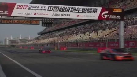 郑州国际汽车公园玩儿不凡车队China GT上海站