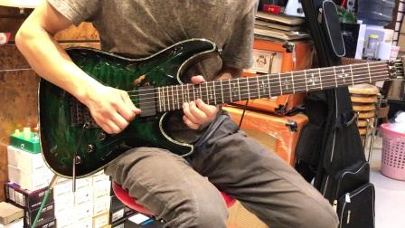翻弹 电吉他  Attraction