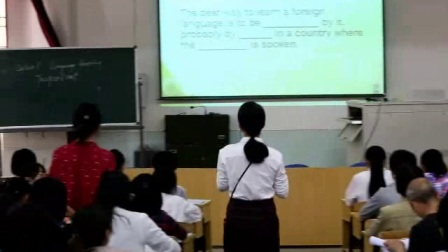 《Unit 19 Language Lesson 1 Language Learning》北师大版高二英语- 安徽省怀宁中学-丁引晗