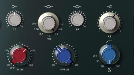 T-RackS 5 使用插件混音