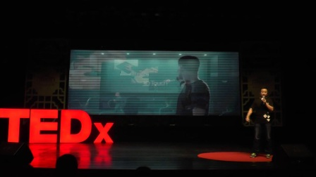 用感知的力量探索世界:李玮琛@TEDxJianyuanRd