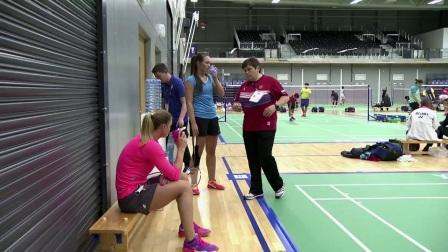 羽球无极限之俄罗斯女双切尔维亚科娃和莫洛佐娃
