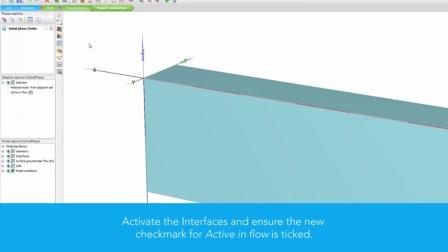 Plaxis 3D 2017界面单元的横向和纵向渗透性
