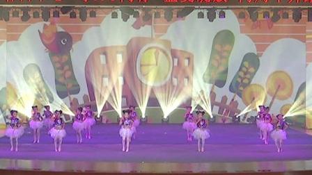 《咯吱咯吱》幼儿舞蹈,海南省文昌市三人行艺术培训中心