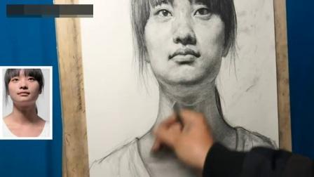 学习素描素描教程阿休罗,刘阔国画教程视频,人物素描入门教学视频色彩静物教学视频