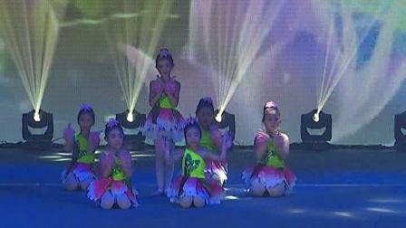 《荷花童子》少儿舞蹈,海南省文昌市三人行艺术培训中心