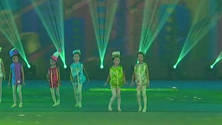 《七彩画笔》幼儿舞蹈,海南省文昌市三人行艺术培训中心
