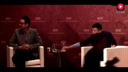 """香港顶级富豪在马云面前""""炫富"""",看看马云怎么怼他的!"""