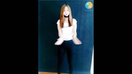社会摇【优豆音乐】美女黑色紧身裤系列2