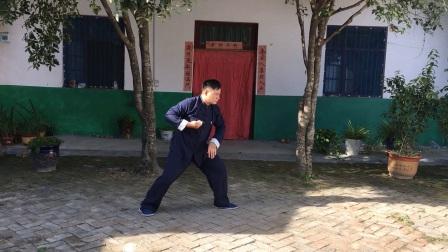 陈氏太极拳新架一路完整演练
