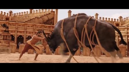 Bull Fight Scene - Baahubali - The Beginning (1080p 60 Fps) by tamilan212