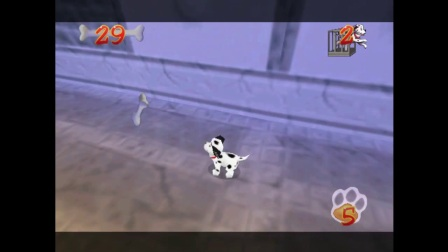 [seven11]P4 迪斯尼102斑点狗:小狗救援 经典老游戏