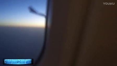 【UFO】老愤青认为这是有史以来最好的客机高空拍摄的UFO视频_高清