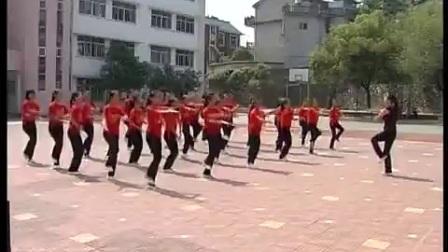 初中体育《校园排舞》名师讲堂视频