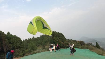 20170916云霞滑翔伞起飞