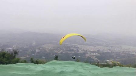 20170916井水滑翔伞起飞