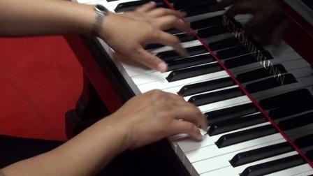 超日雅音乐工作室微课程系列《我们的家园》钢琴伴奏
