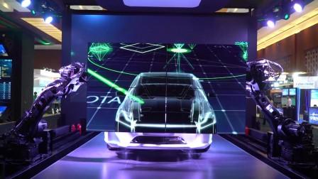 ISC 2017-全球首款网络安全概念车