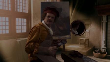 《Meeting Rembrandt》公布预告片