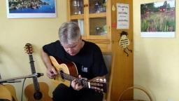 超有感情的大叔吉他指弹独奏Everyday