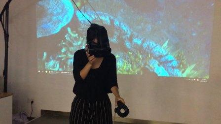用VR技术畅游海底
