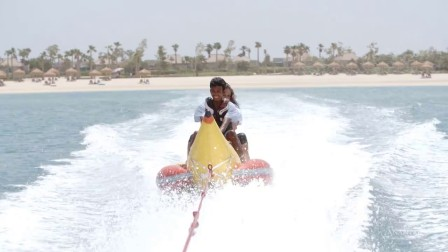 多哈香蕉岛安纳塔拉度假酒店-卡塔尔豪华水上别墅+家庭度假玩乐
