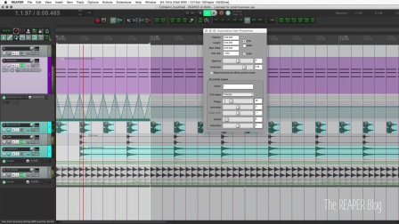 What's new in REAPER 5.50
