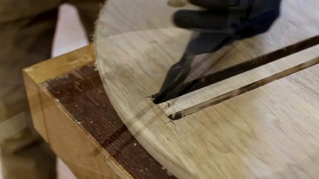 ISHITANI - Making a Small Table with carving 2.0