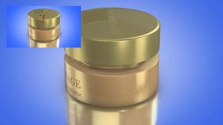 E3D模型包美容化妆品 Cosmetic Package