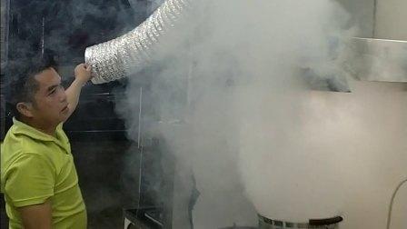 厨妃YJ108烟机吸烟效果视频