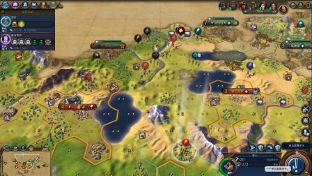 [杰哥]文明6西班牙188T宗教胜利1