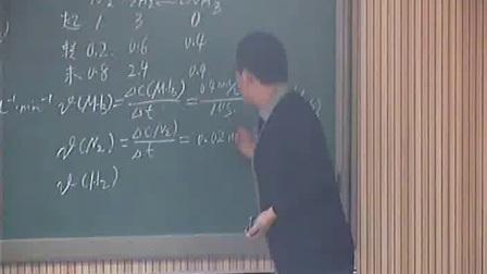 《化學反應的快慢》人教版高一化學-鄭州七中:辛鑫