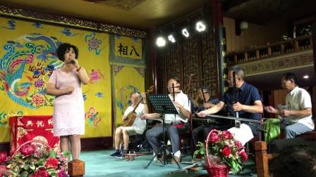2017年9月19日名票穆桂娟在同悦兴茶楼唱的白派评剧《搬窑》选段 芬奶奶录制