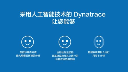 Dynatrace云监测