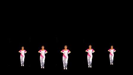 中国大金操第一套快乐舞步健身操<<会声会影完整版>>
