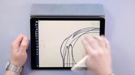 概念画板教程:水彩笔刷(中文版)